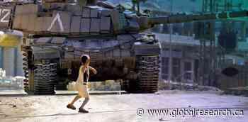 End the Nakba Now. Israeli Bombs Rain On Gaza