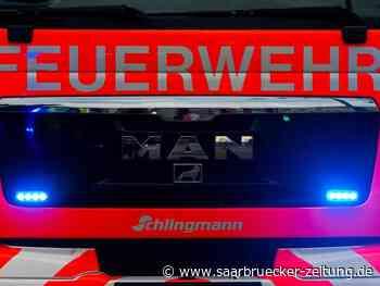 Brand auf Recyclinghof in Landstuhl: Keine Verletzten - Saarbrücker Zeitung