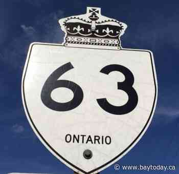Woman trying to cross Ont-Que border on 63 gets nabbed with impaired
