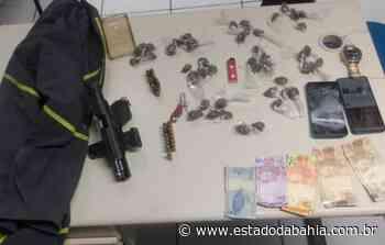 Flagrante Suspeito de participar da morte de policial civil é preso na Soledade - Rahiana