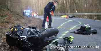 Motorradfahrer kollidieren: Kölner und Euskirchener Biker sterben bei Unfall in Much - Kölnische Rundschau