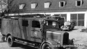Feuerwehr Kolbermoor besteht seit genau 125 Jahren