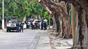 Presuntos escoltas provocaron movilización policiaca en Vista Hermosa - Unión de Morelos