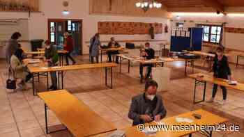 Bürgerentscheid: Frasdorfer sagen Ja zu Café und Markthalle