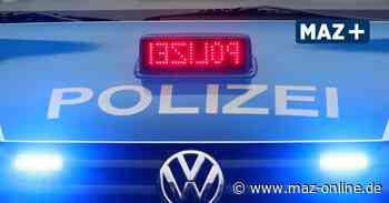 Nauen: Polizei stellt Frau mit 5,1 Promille - Märkische Allgemeine Zeitung