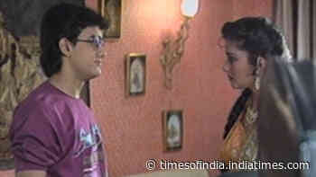 Flashback Video! Making of Aamir Khan and Madhuri Dixit starrer 'Deewana Mujh Sa Nahin'