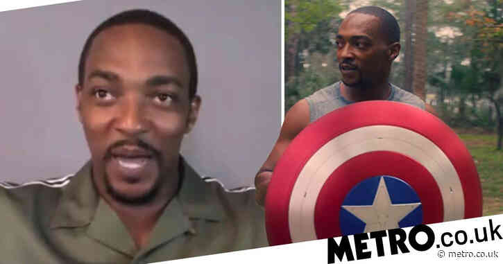 The Falcon and the Winter Soldier star Anthony Mackie savagely attacked by pigeons in Australia: 'I'm afraid to come now'