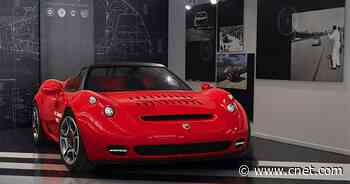 Alfa Romeo 4C becomes a stunningly retro Abarth 1000 SP recreation     - Roadshow