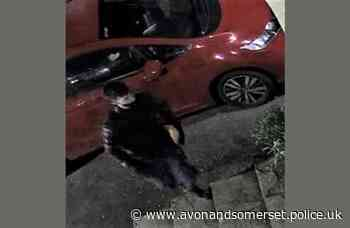 CCTV appeal following burglary in Westbury-on-Trym