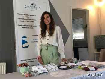 Conflans-Sainte-Honorine : Amélie Fortier mise sur le zéro déchet avec Amariette - actu.fr