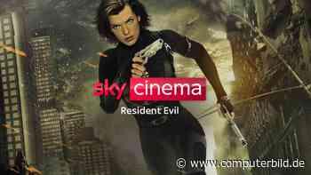 Resident Evil bekommt einen eigenen Sky-Sender