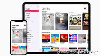 Apple Music: Verlustfreies Streaming und mehr ab Juni