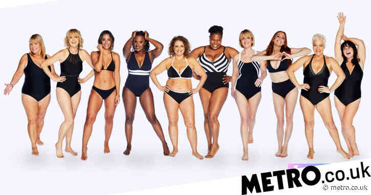 Stacey Solomon and Loose Women stars strip off in stunning unedited photos for body positivity campaign