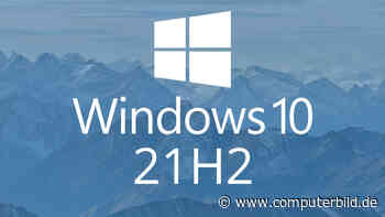 Windows 10 21H2: Erste Funktion aus Windows 10X