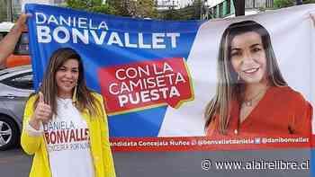 Hija de Eduardo Bonvallet ganó un puesto como concejala en Ñuñoa - AlAireLibre.cl