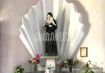 Crotone, la benedizione delle rose per la festa di Santa Rita, il 22 maggio - CrotoneOK.it