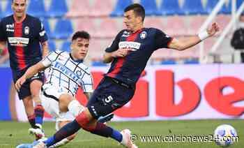 Crotone, Golemic espulso: campionato finito - Calcio News 24