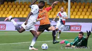 Benevento-Crotone, le pagelle: Lapa-gol ci prova, 6. Ma il migliore è Festa, 7. - La Gazzetta dello Sport