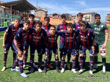 Under 17, 6ª giornata: Crotone-Reggina 3-1 - F.C. Crotone