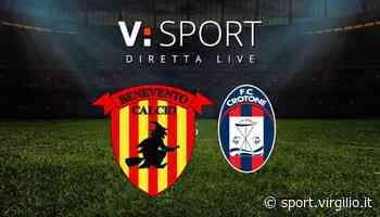 Benevento - Crotone: 1-1 - Serie A - Risultato finale e commento alla partita - Virgilio Sport
