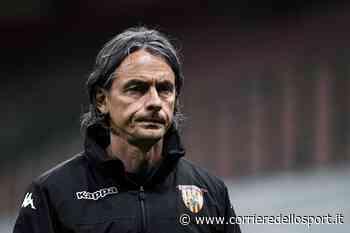 """Inzaghi: """"Benevento, prenditi i 3 punti con il Crotone"""" - Corriere dello Sport.it"""