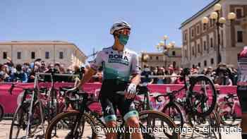 Italien-Rundfahrt: 10. Giro-Etappe: Sagan lässt deutsches Bora-Team jubeln