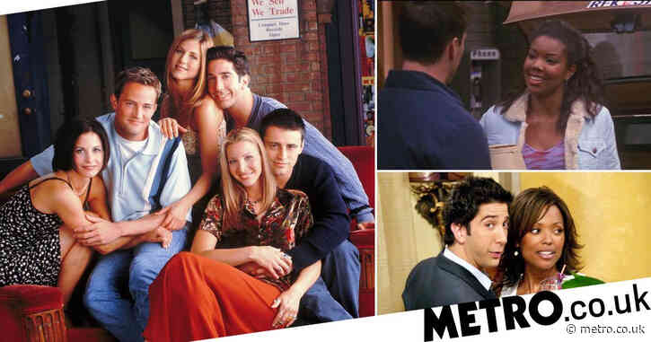 From the Friends reunion line up, it seems the show hasn't taken diversity criticism on-board