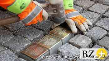 Nationalsozialismus: Die ersten Stolpersteine erinnern an Gifhorner Opfer