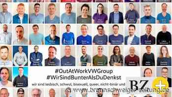 Woche der Vielfalt bei VW: 120 Volkswagen-Mitarbeitende outen sich