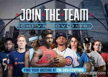"""Local Sports Stars """"Join the Team"""" to Encourage Vaccination"""