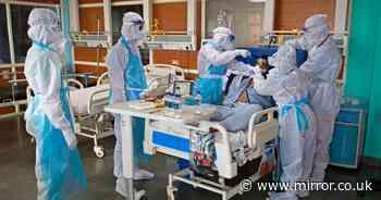 Doctors battling major Covid surge in India find several new potential symptoms