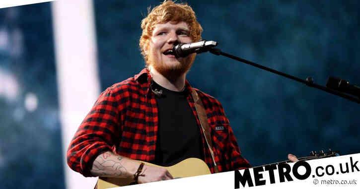 Ed Sheeran drops another hint at new music coming soon