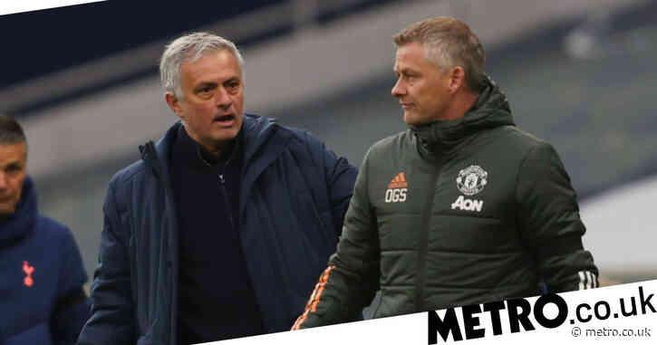 Ole Gunnar Solskjaer dismisses Jose Mourinho's Manchester United 'achievement' claim