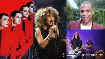 Rock'n'Roll Hall of Fame 2021: Tina Turner und Foo Fighters dabei - Rolling Stone