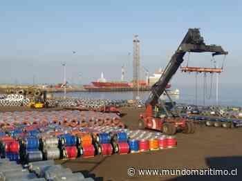 Puerto de Ilo de Perú desembarcó más de mil toneladas de carga fraccionada mediante cabotaje - MundoMaritimo.cl