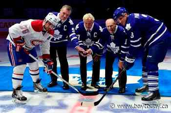 'Long overdue': Leafs, Canadiens legends eagerly awaiting playoff series