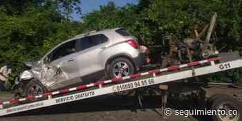 Accidente en la vía Ariguaní- Fundación acaba con la vida de conductor de motocarro - Seguimiento.co