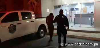 Atrapan a sujeto que intentó robar en iglesia de Juan Díaz [Video] - Crítica Panamá