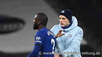 FC Chelsea: Coach Tuchel wirbt für Vertragsverlängerung mit Rüdiger