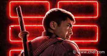 Snake Eyes: GI Joe origins trailer gives Henry Golding a ninja sword     - CNET