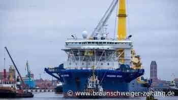 Zwei Kilometer: Nord Stream darf Leitung in deutschen Gewässern legen
