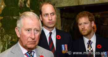 Prince Charles's heartbreaking 'distant parents' confession echoes Harry's words