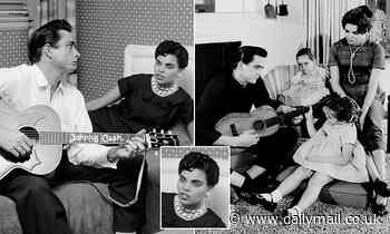 Johnny Cash's first wife was black and her great-grandmother was a freed slave