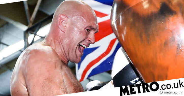 Tyson Fury sends Anthony Joshua a reminder over their world heavyweight title mega fight