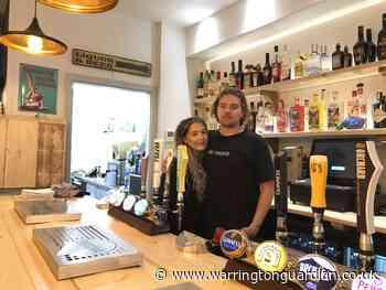 Salt bar in Lymm reopens after 14 months