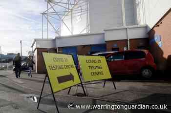 Covid testing to move from HJ Stadium to Golden Square