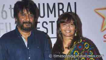 Pallavi Joshi, husband Vivek Agnihotri launch initiatives for unemployed actors and children who have lost their parents amid COVID-19 crisis