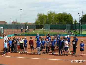 Eure. Le Tennis-club de Gisors très actif malgré les restrictions sanitaires - actu.fr