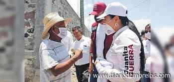 Juanita Guerra acude a Tepalcingo - Diario de Morelos