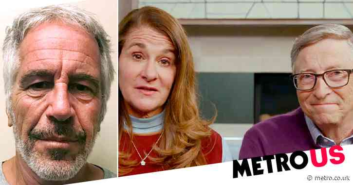 Bill Gates 'got advice from Jeffrey Epstein on divorcing Melinda in getaway meetings'